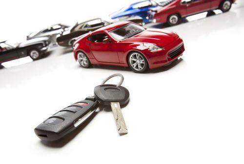 Empty Examine Automobile financing